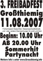 Badfest 2007