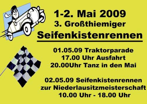 Seifenkistenrennen 2009