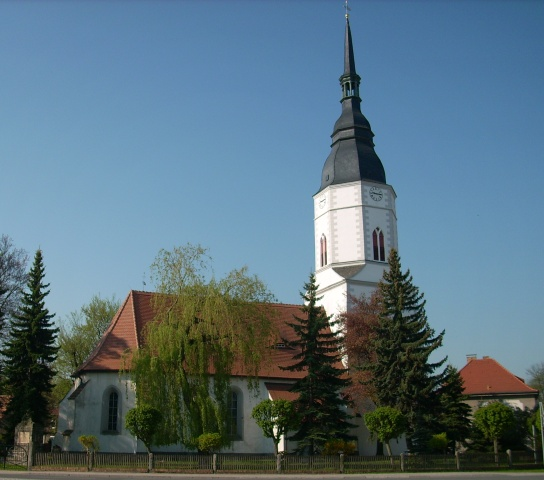 Kirche Frontseite