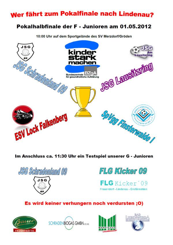 JSG Pokalhalbfinale 2012