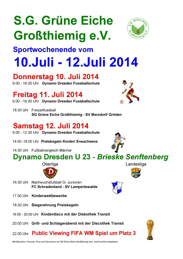 2014 Sport- und Familienfest