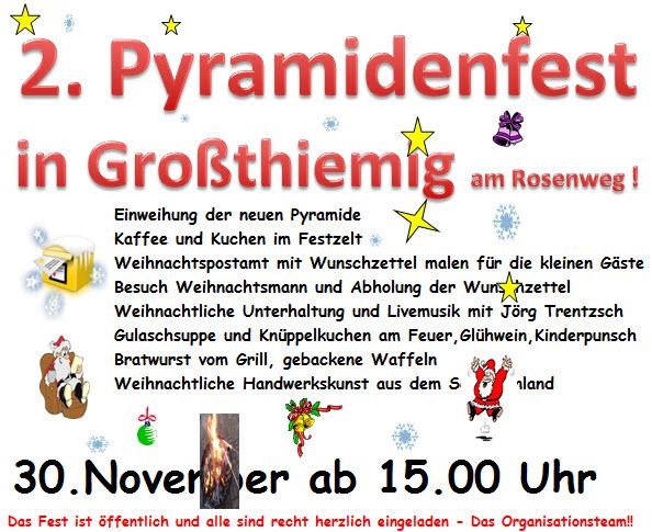 Pyramidenfest 2014