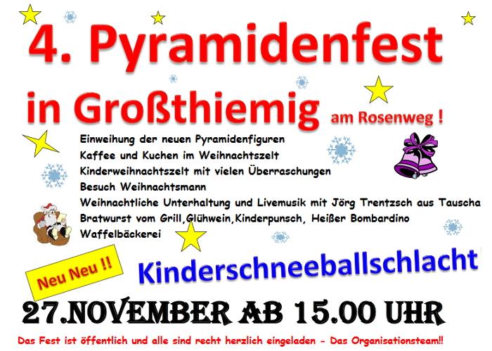 2016 Pyramidenfest