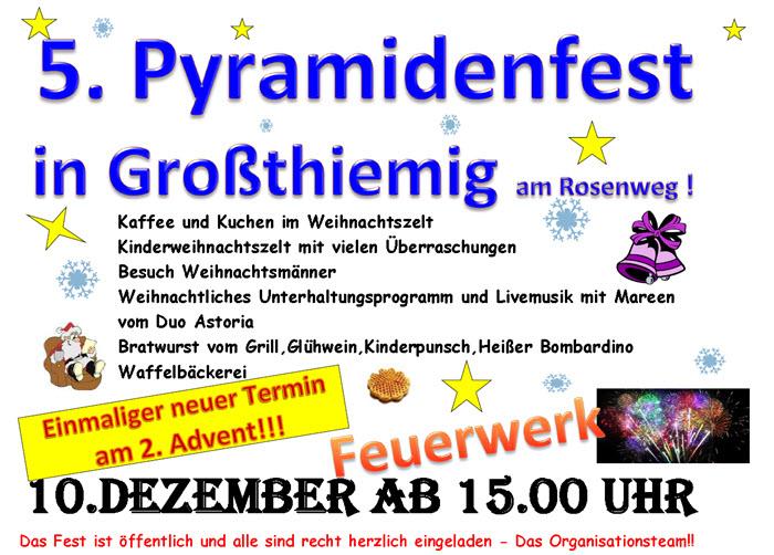 5. Pyramidenfest
