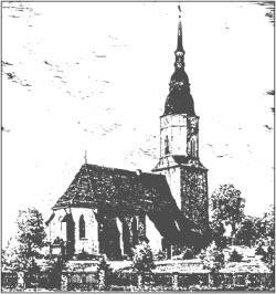 Kichengemeinde Großthiemig